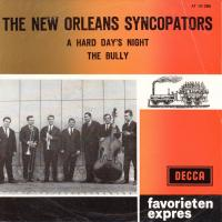 SINGLE - New Orleans Syncopators A hard day's night   (Favorieten Expres series)