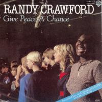 SINGLE - Randy Crawford Give peace a chance