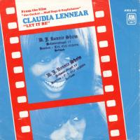 SINGLE - Claudia Lennear Let it be