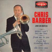 EP - Chris Barber and The Eagle Brass Band Joue les Beatles