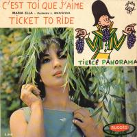 EP - Orchestra Marichal L. Ticket to ride