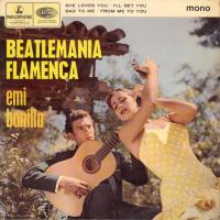 EP - Emi Bonilla Beatlemania Flamenco