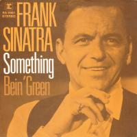 SINGLE - Frank Sinatra Something