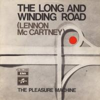 SINGLE - Pleasure Machine The long and winding road
