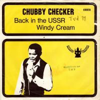 SINGLE - Chubby Checker Back in the USSR