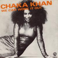 SINGLE - Chaka Khan We can work it out