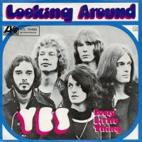 SINGLE - Yes Looking around / Every little thing