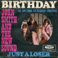 SINGLE - John Smith And The New Sound Birthday
