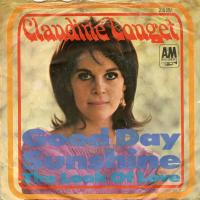 SINGLE - Claudine Longet Good day sunshine