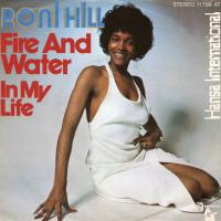 SINGLE - Roni Hill Fire and water / In my life