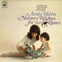 EP - Anita Harris Nursery Rhymes For Our Times