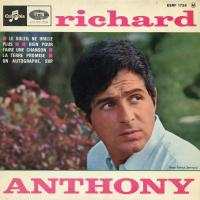 EP - Richard Anthony Richard Anthony