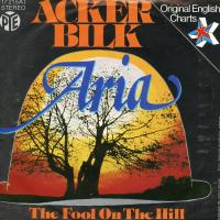 SINGLE - Acker Bilk Aria / The Fool On The Hill