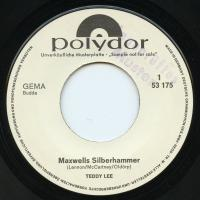SINGLE - Teddy Lee Maxwell's Silver Hammer